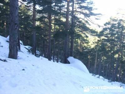 Camino Schmidt - Sierra de Guadarrama; calidad en el senderismo; mejor calidad